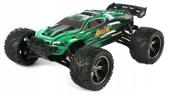 Truggy Racer 2WD 1:12 2.4GHz RTR - Zielony XLH