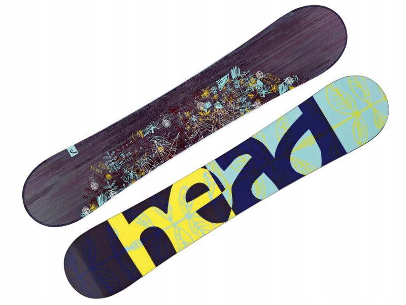 Damska deska snowboardowa HEAD Stella sezon 20172018