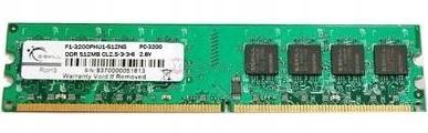 Pamięć DDR3 2GB 1333MHz CL9 256x8 1 rank