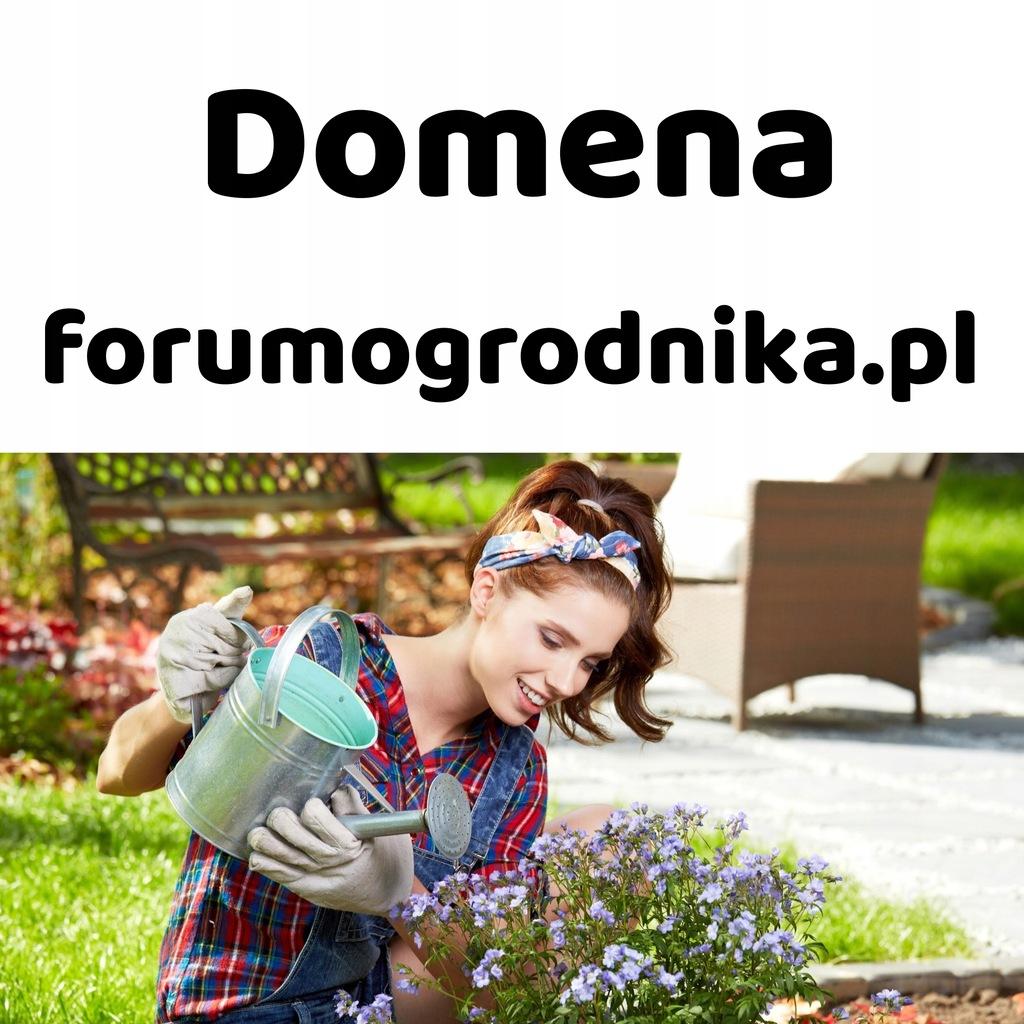 Domena Internetowa - forumogrodnika.pl - Okazja