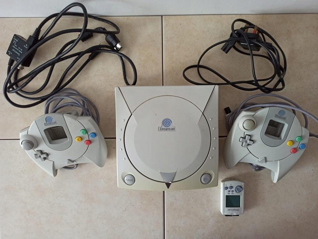 Sega Dreamcast Psx Ps1 od 1 zł bcm