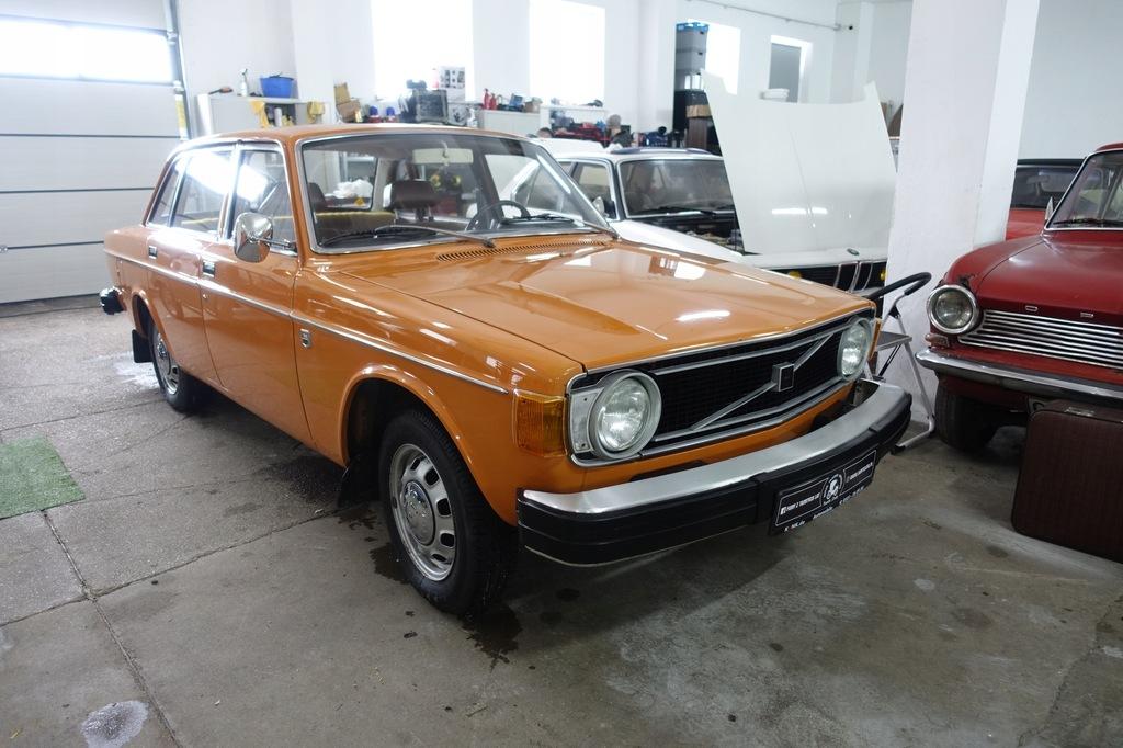 Volvo 144 Super Stan, Oryginalny Lakier, Po Lifcie