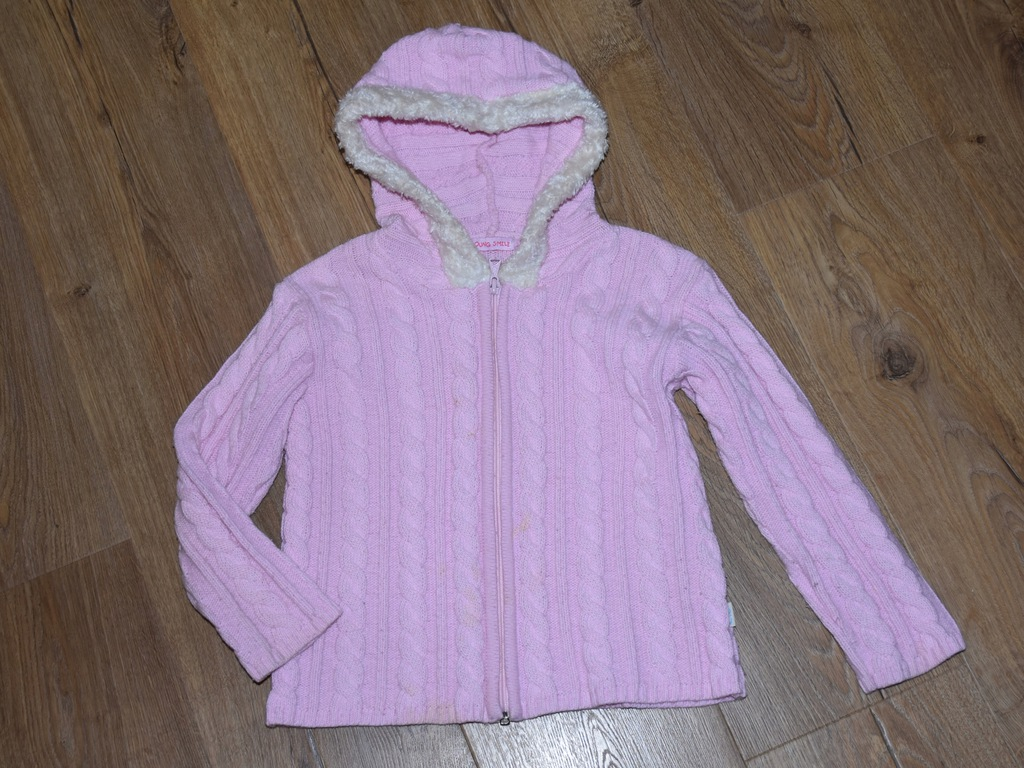 Sweterek Young Smile rozmiar 116