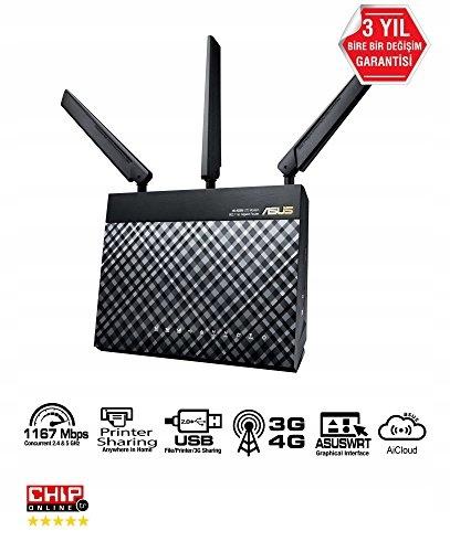 ASUS DSL-AC55 Routeur Modem Dual Band VDSL2 / ADSL