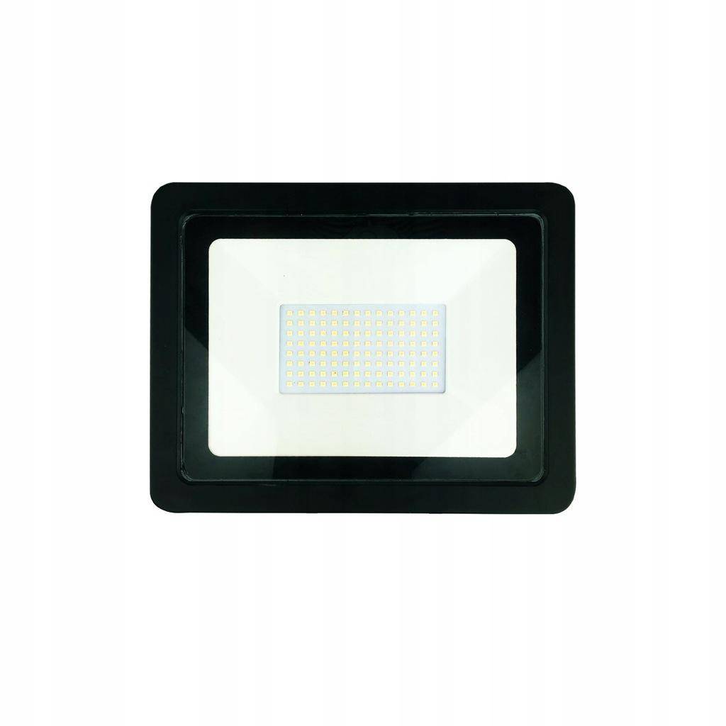 Naświetlacz ogrodowy LED 100W 4500K IP65