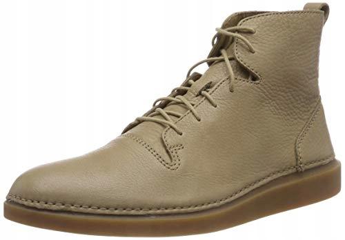 Klasyczne buty męskie Clarks Hale Rise, r. 43