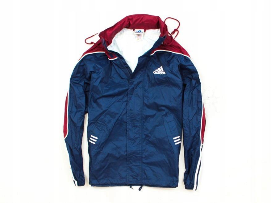 *I Adidas Oldschool Kurtka Męska Wiatrówka roz M