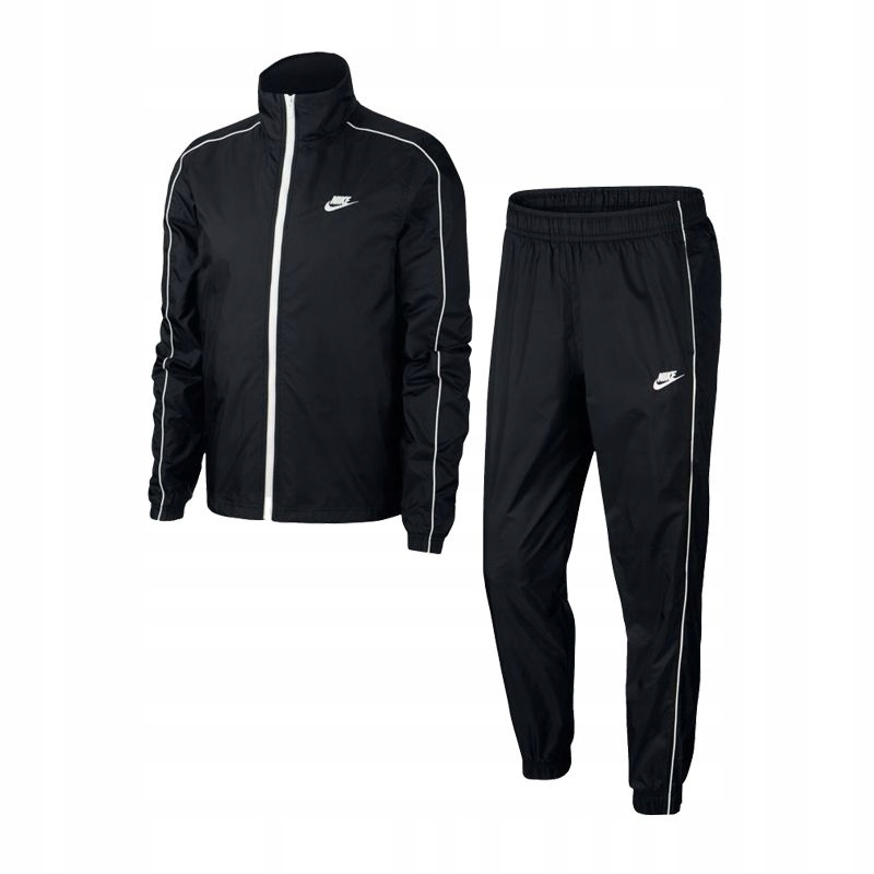 Dres Nike NSW Tracksuit Woven Basic M BV3030-010 S