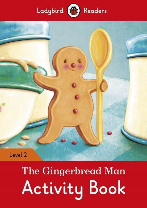 THE GINGERBREAD MAN ACTIVITY BOOK