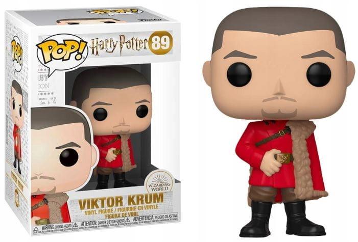 Funko Pop! Harry Potter Viktor Krum od ręki MG
