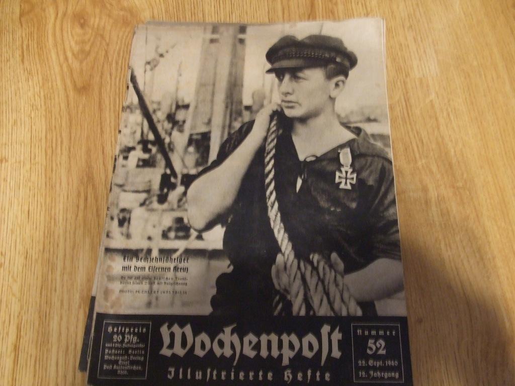 2 X WOCHENPOST -- 28 & 52 / 1940
