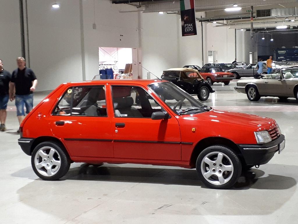 Peugeot 205 1.8 GLD Stan kolekcjonerski