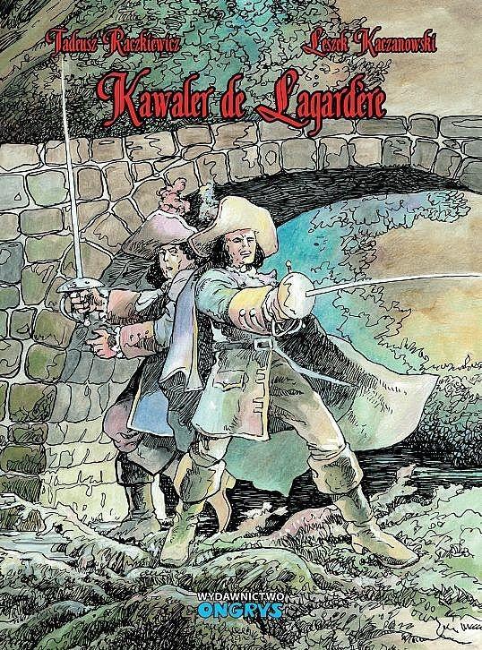 KAWALER DE LAGARDERE.