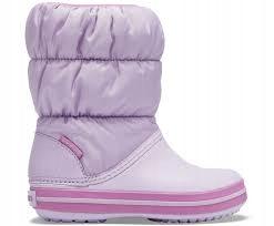 Crocs 14613 Kids' Winter Puff Boot C10 27-28
