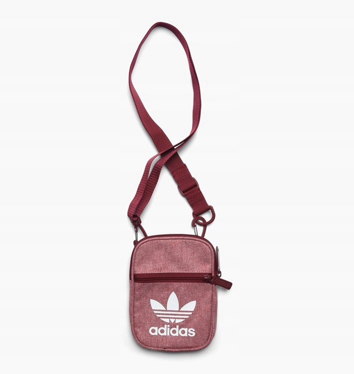 Torebka Trefoil Casual Festival Bag Adidas Originals (czerwona)