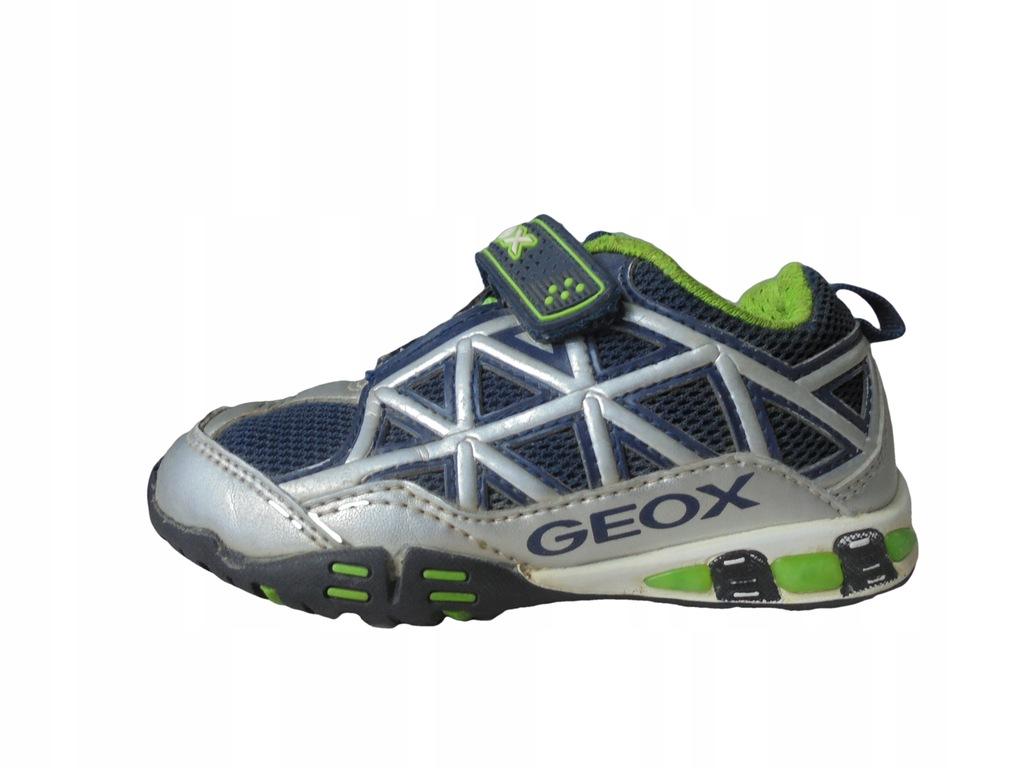 Świecące buciki Geox. Stan Idealny. Rozmiar 24