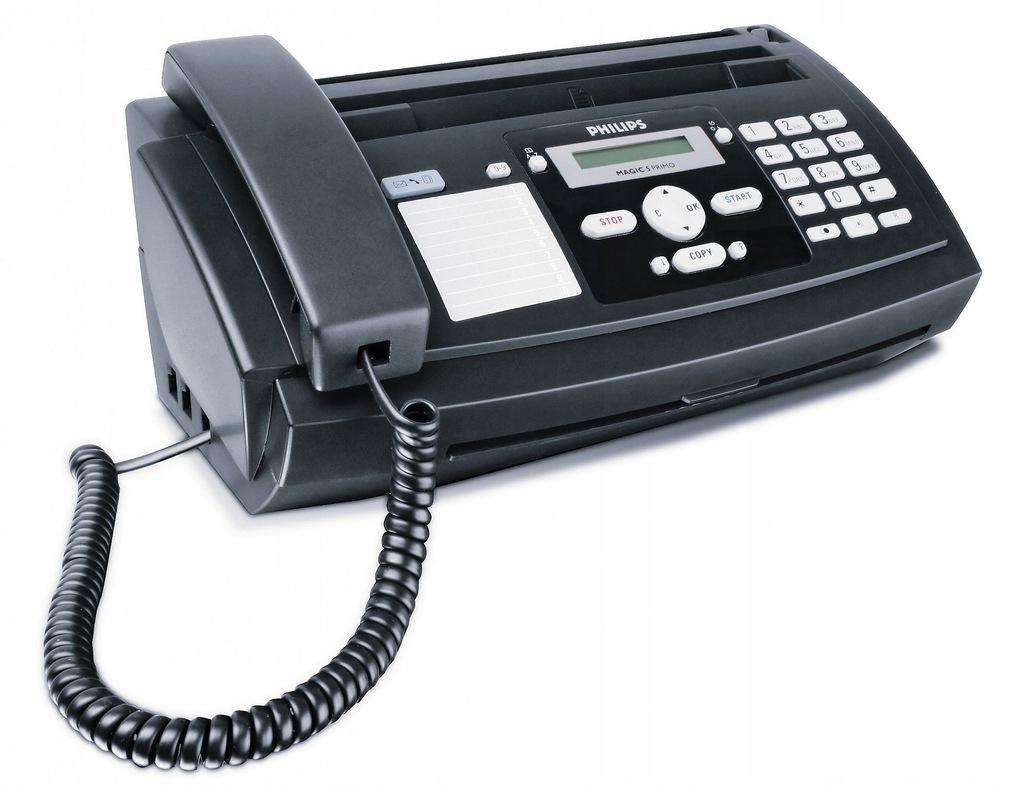 Fax Philips Magic 5 Eco Primo +FOLIA BCM