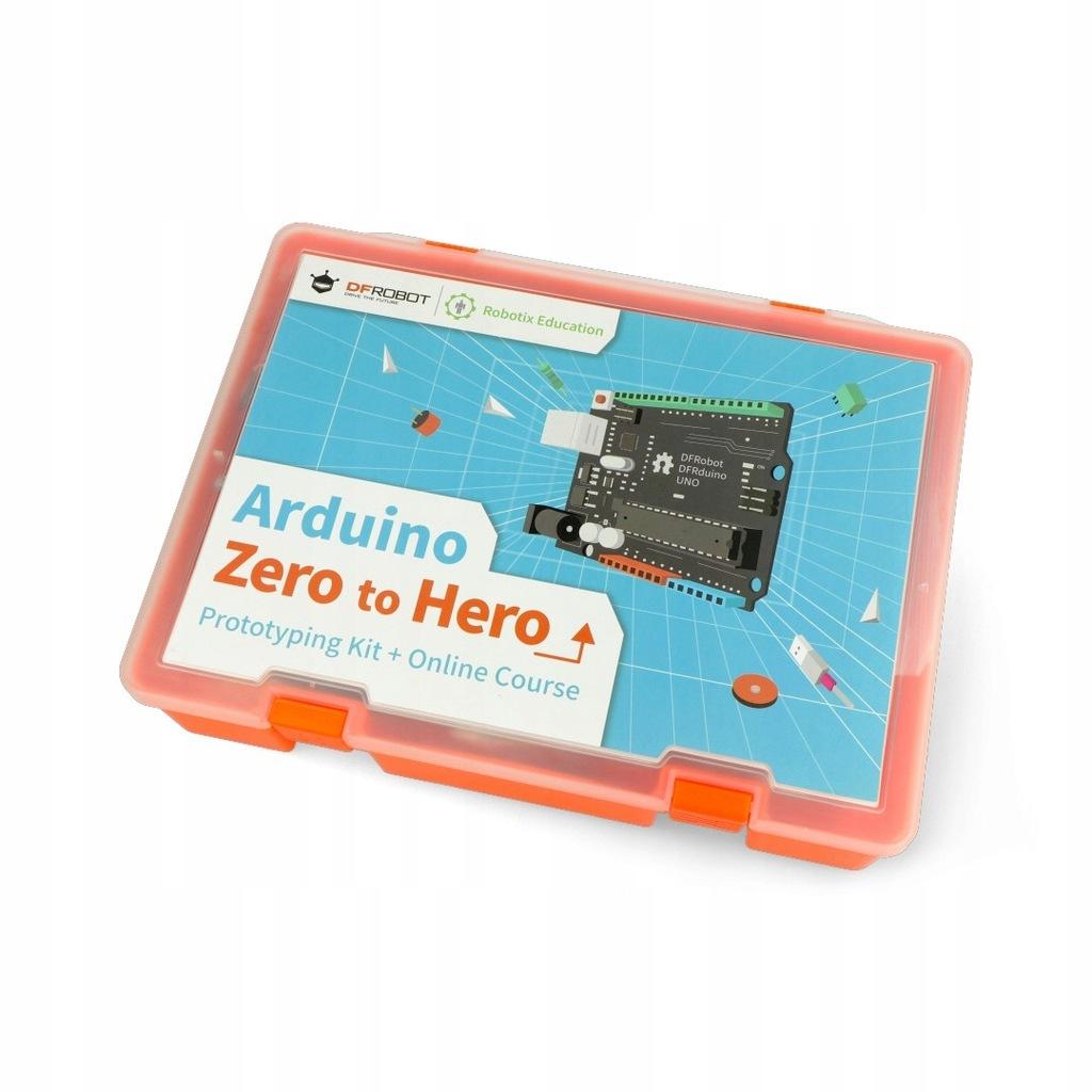 Gravity - zestaw Arduino od zera do bohatera