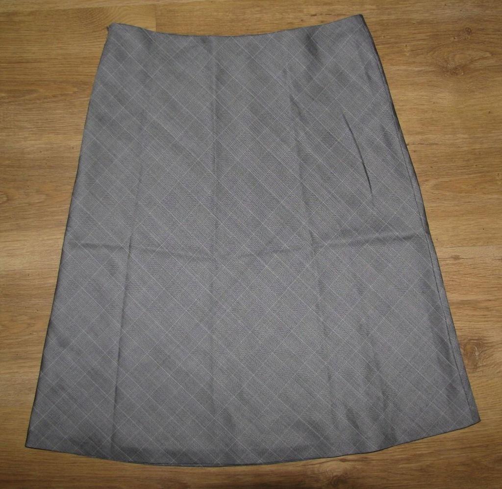 DENI CLER MILANO przepiękna spódnica wełenka NOWA