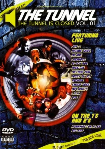 DVD V/A Tunnel Is Closed 1