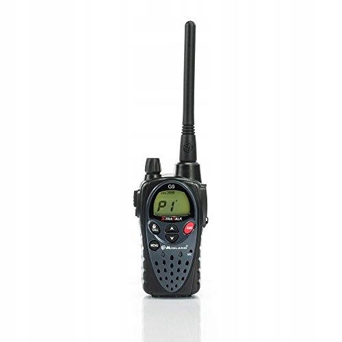 Walkie-talkie Midland G9 Plus, radio PMR + LPD
