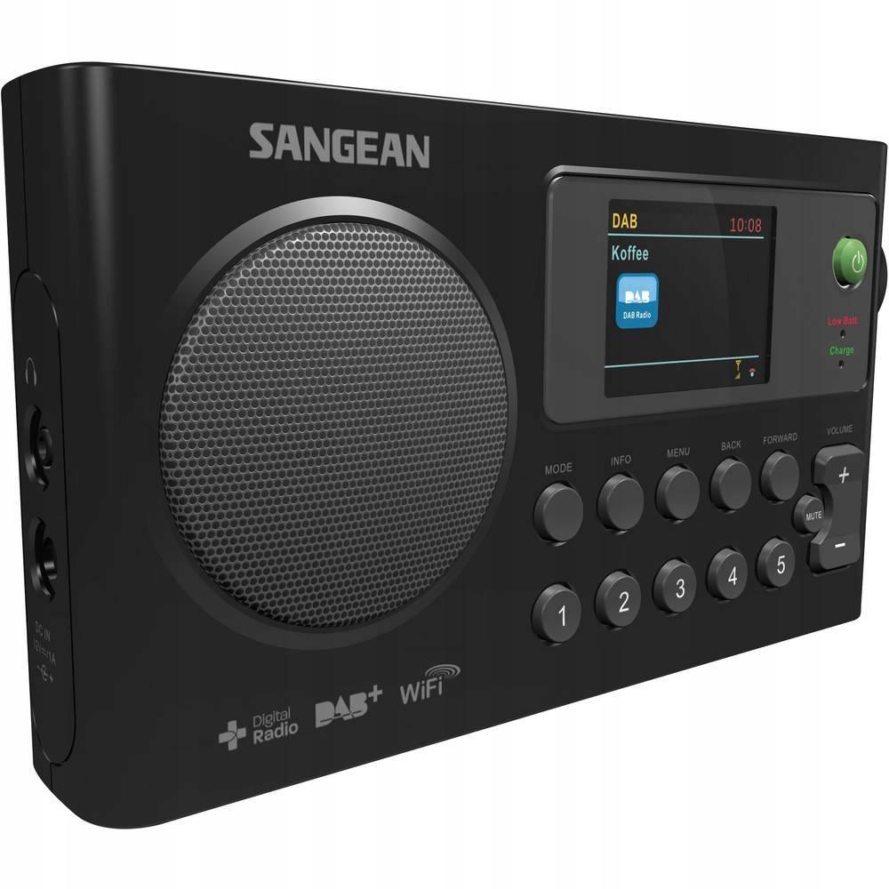 Radio przenośne DAB+ FM Sangean WFR-27 C WiFi