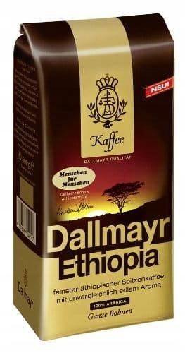 Dallmayr Ethiopia 500 g kawa ziarnista