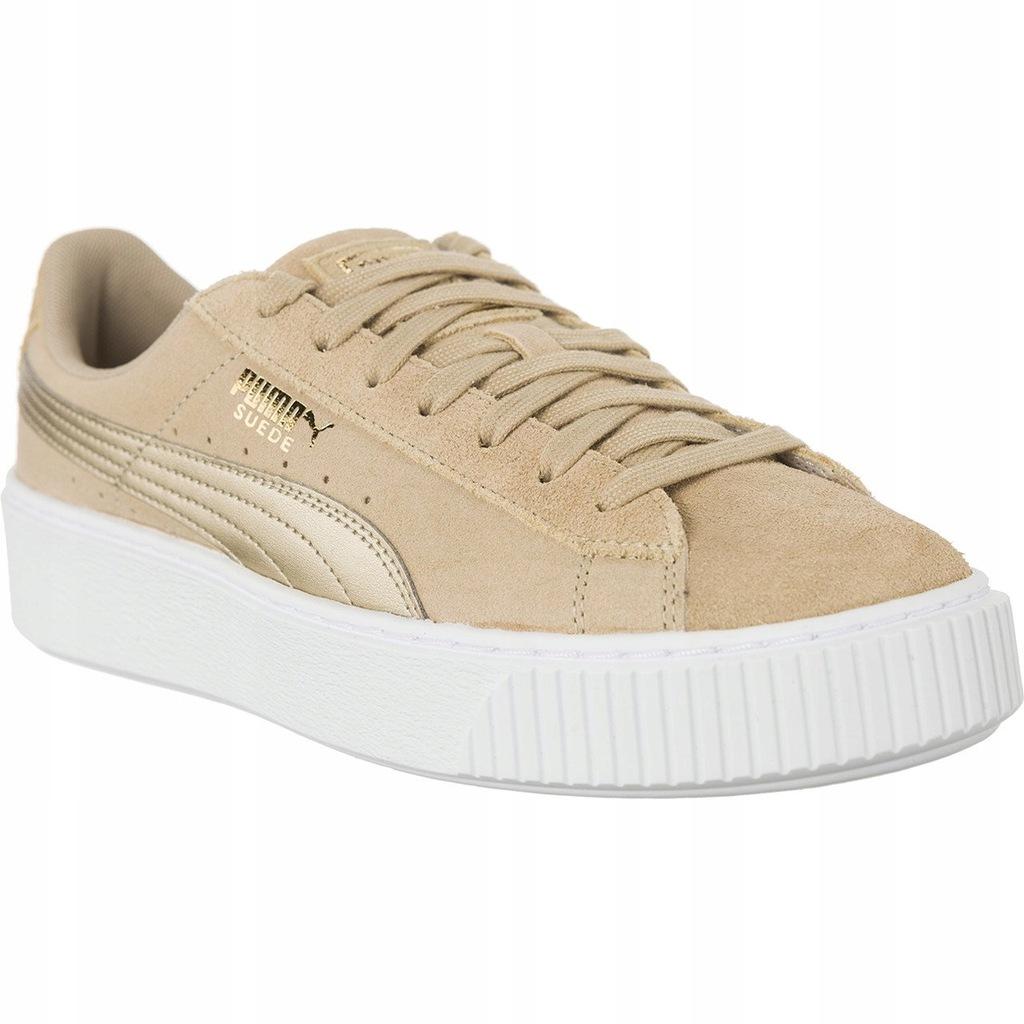 PUMA SUEDE PLATFORM WN 401 _37_ Damskie Sneakersy
