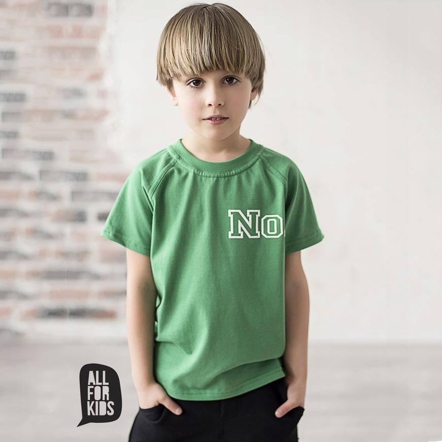 bluzka bluzeczka rękawek 92 / 98 z zielona shirt