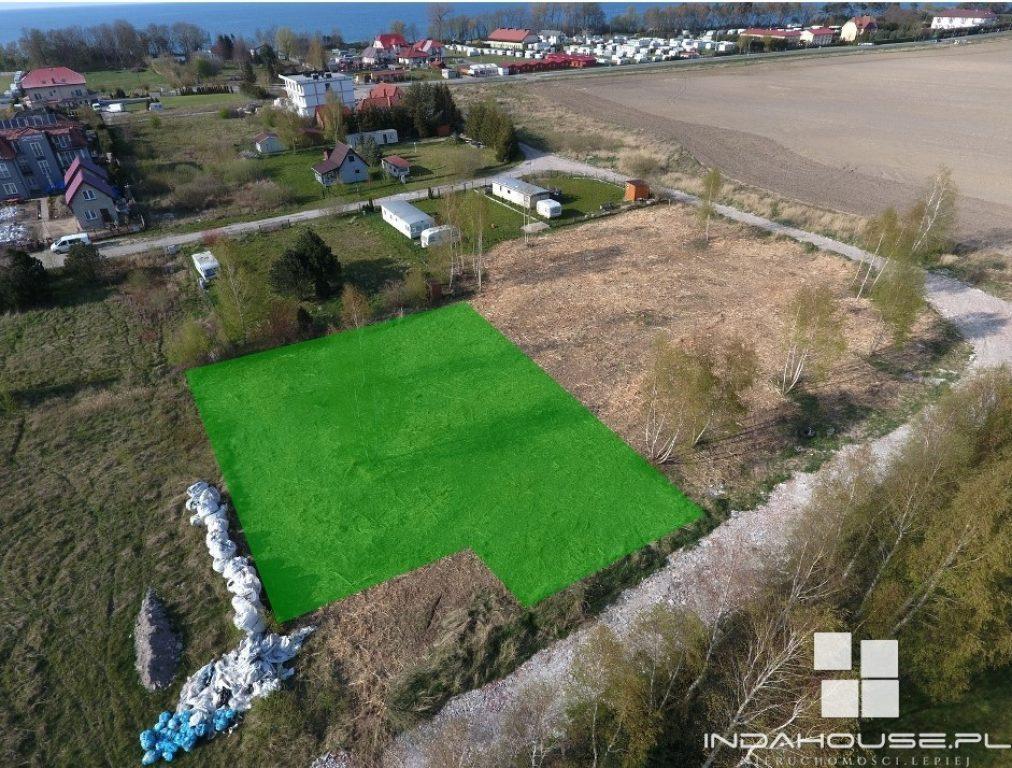 Działka, Gąski, Mielno (gm.), 1029 m²