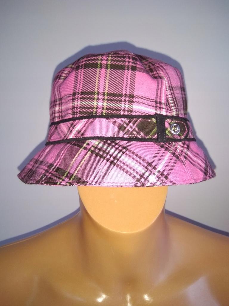 COACH luksusowy kapelusik