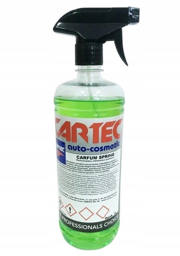 Cartec Carfum Spring 1L Perfumowany odświeżacz pow