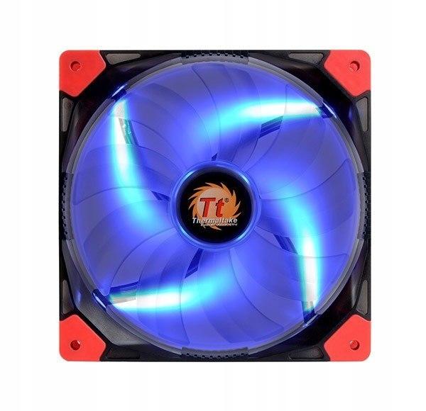 Wentylator - Luna 14 LED Blue (140mm, 1000 RPM) BO