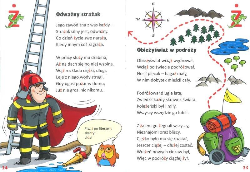 Wesoła Ortografia Wiersze Dla Dzieci Sbm Nagrody