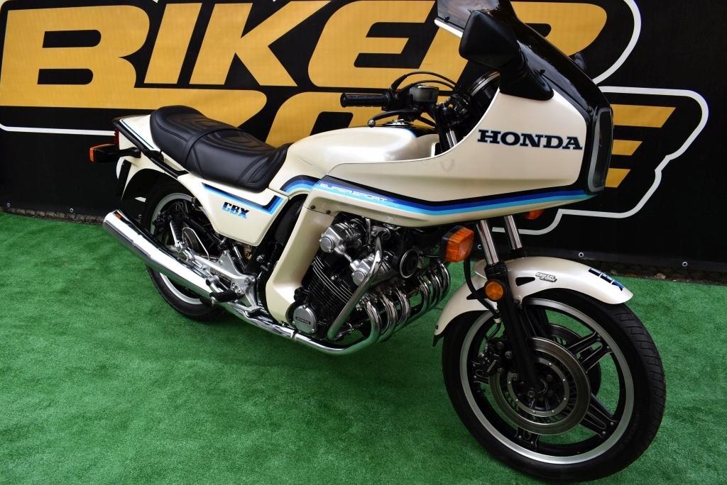 Honda Cbx 1000 Pro Link 1981 Idealny Stan Serwis 9242581997 Oficjalne Archiwum Allegro