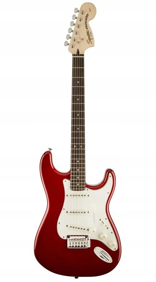 FENDER Squier Standard Stratocaster CAR MF CAR