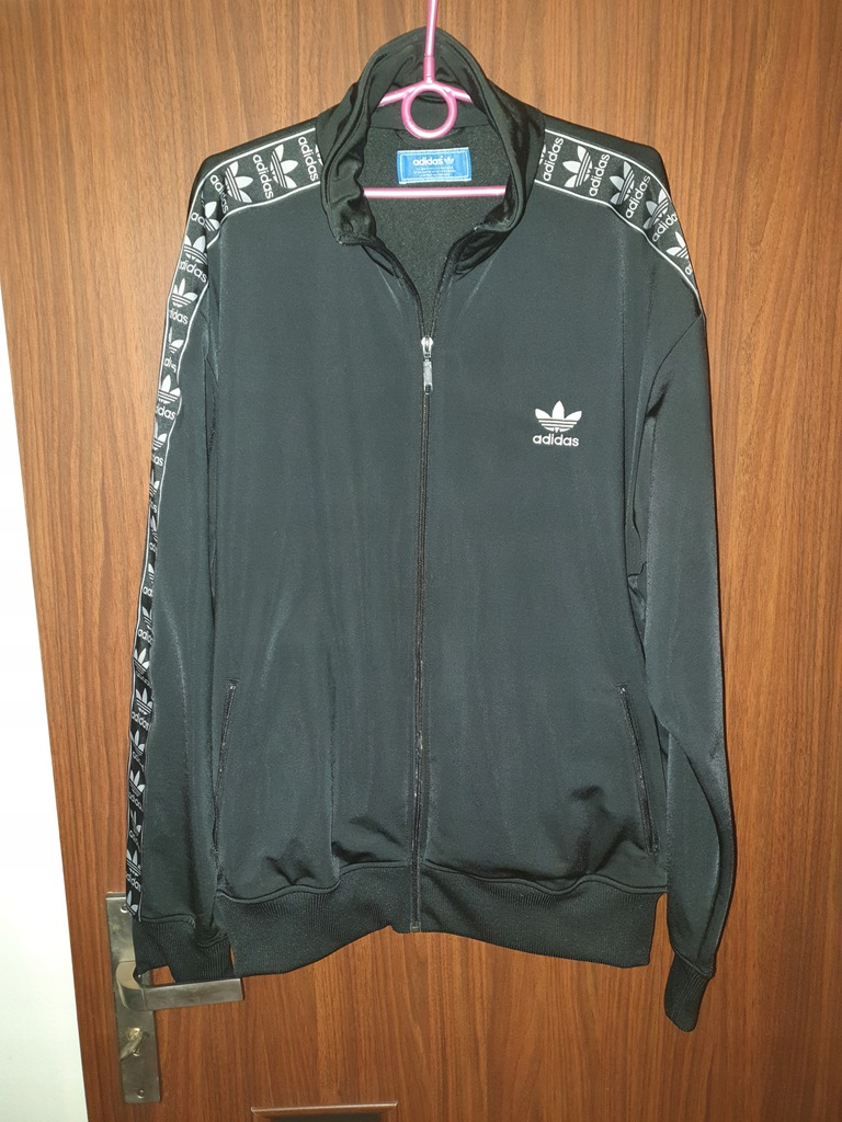 Bluza Adidas Originals Retro Taśma Unikat XXL