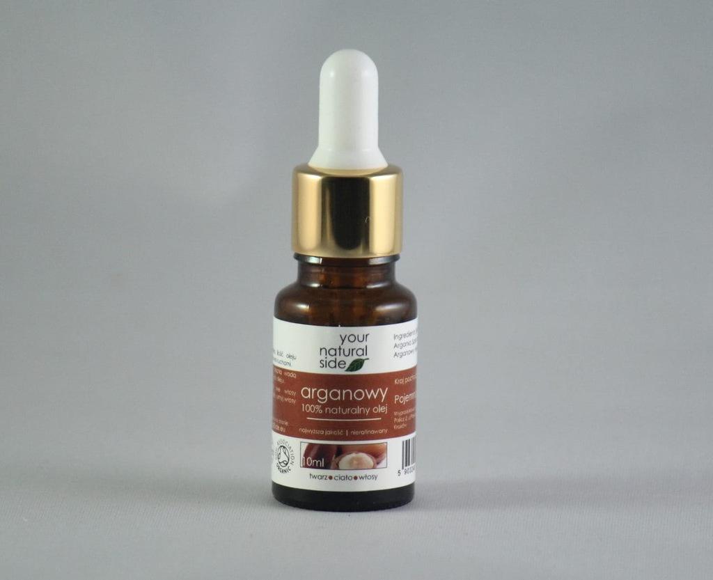 Your natural side Olej arganowy nierafinowany 10ml