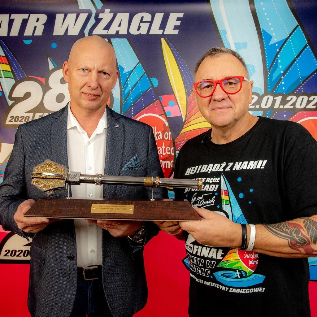 gen. broni Mirosław Różański - Buława Honorowa