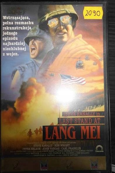 Lang Mei - VHS kaseta video
