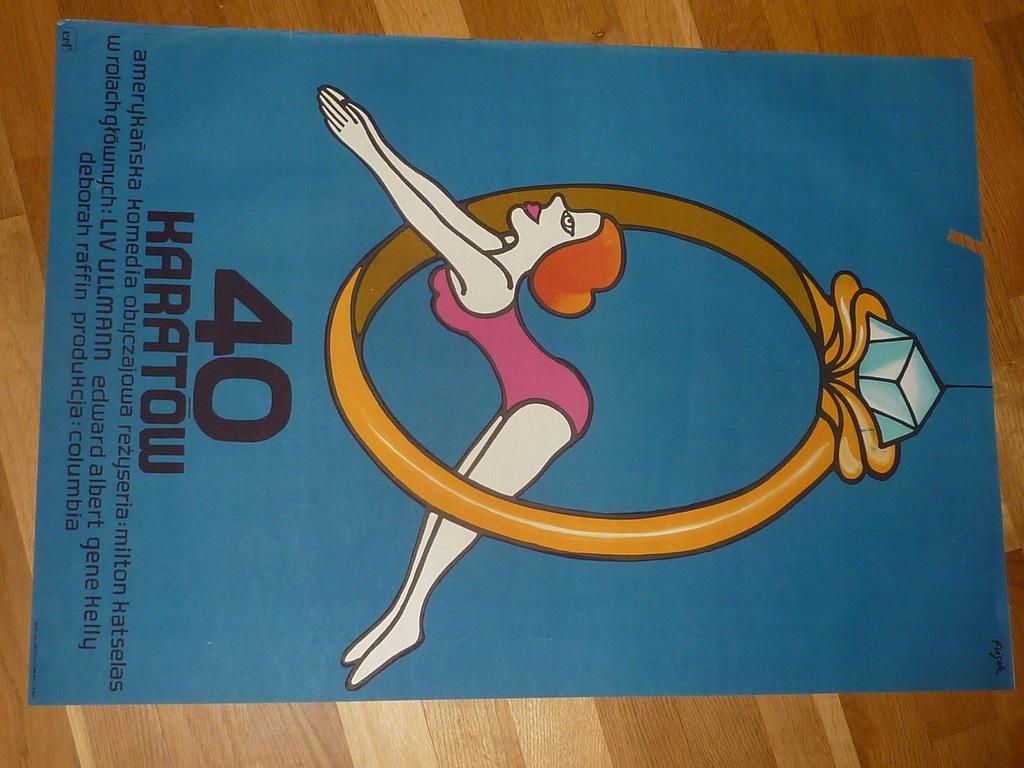 FILM 40 KARATÓW 1975 FLISAK