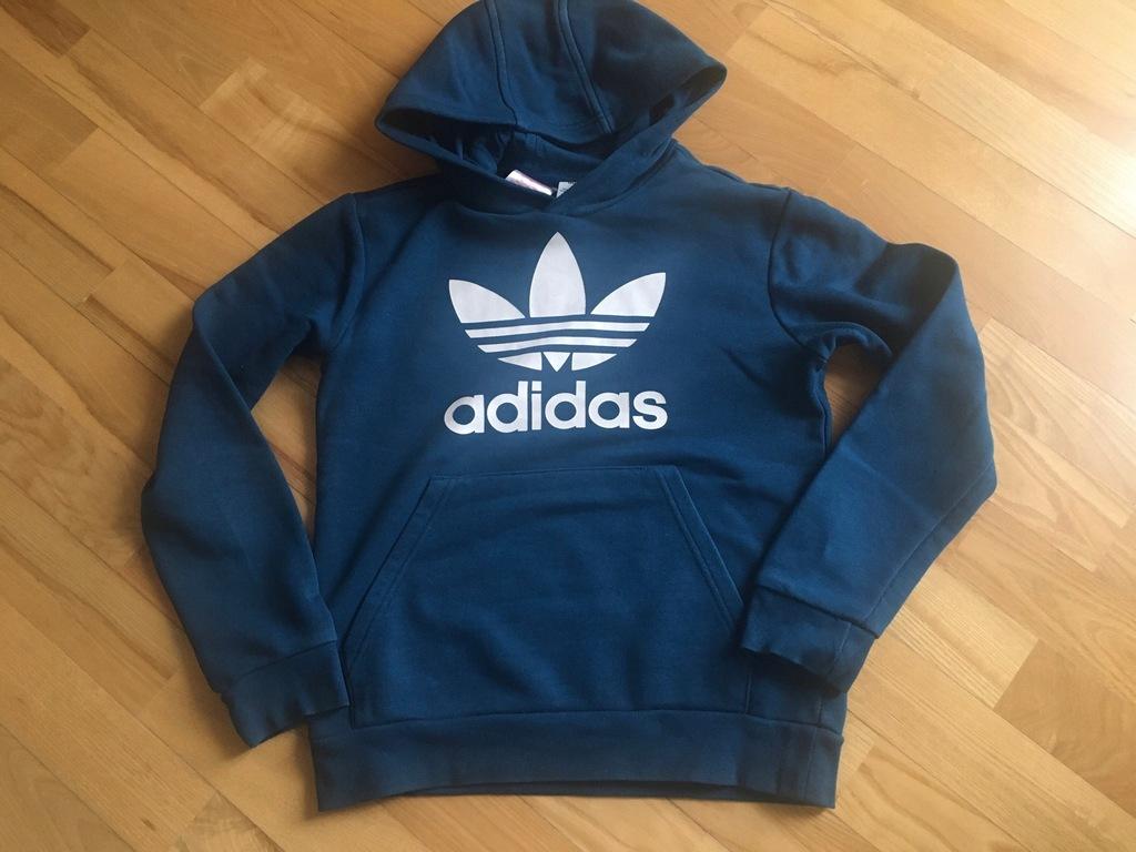 Adidas kultowa bluza rozmiar 140 cm