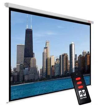 AVTek Ekran elektryczny Video Electric 300P/4:3/30