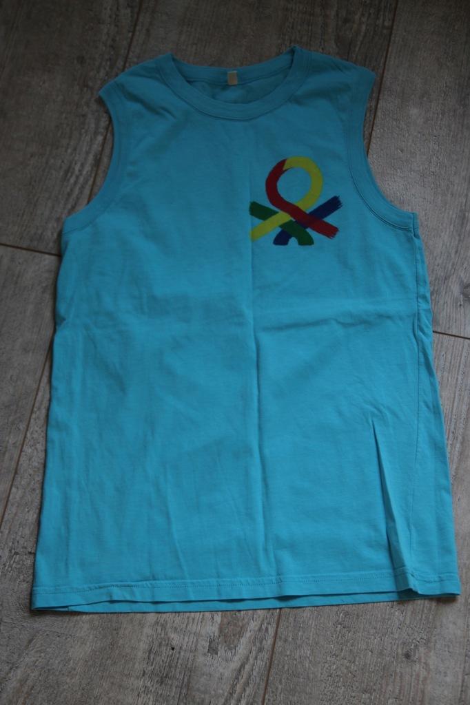 BENETTON koszulka na lato J.nowa 152 / 158