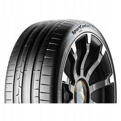 2x Continental SportContact 6 235/40R19 (2021) 96Y