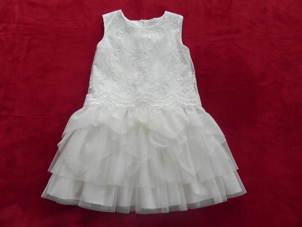 zara sukienki komunijne
