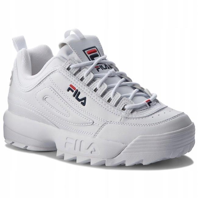 Sneakers buty FILA Disruptor 2 Low WMNS