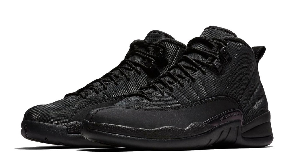 Air Jordan 12 Black Winterized BQ6851 001 Release Date