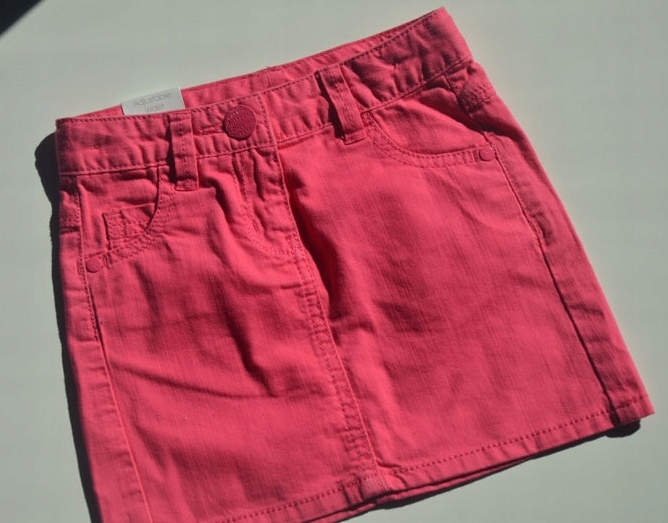 Spódniczka jeans Next 4 lata 104 cm