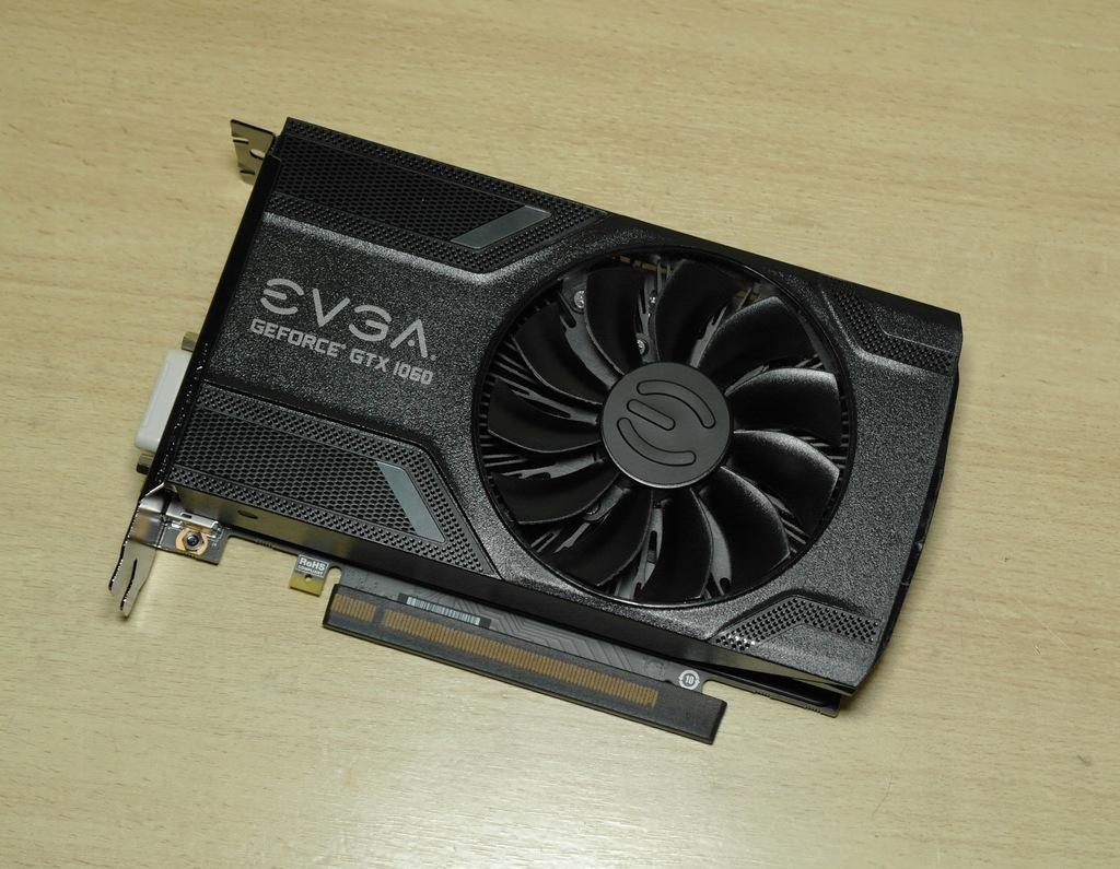 EVGA GTX 1060 6GB GAMING ACX2.0 Micron